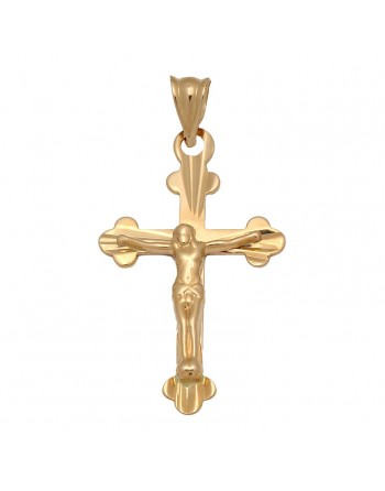 Cruz comunión oro amarillo...
