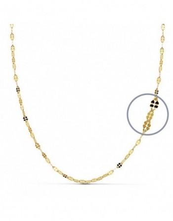 Cadena diamantada oro 18k...