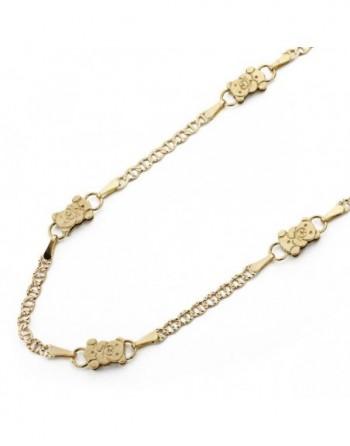Collar oro amarillo 18k con...