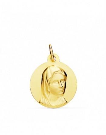 Medalla oro 18k Maria...